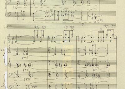 Klaviervariationen über ein eigenes Thema (2008)