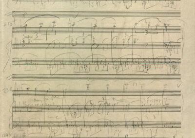"""""""Mine-Ex"""", Sonate für Violine und Klavier (2011)"""